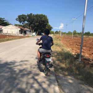 セブ バンタヤン島での過ごし方⑬ バイクで島内1周 後半