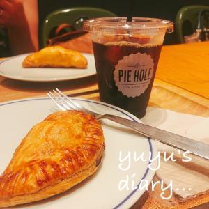 【cafe】GINZA SIXでとりあえずパイを食す@PIE HOLE