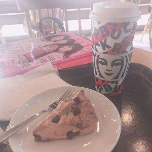 【cafe】ホリデーシーズン❄︎ジンジャーブレッドラテ@STARBUCKS COFFEE