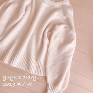 【closet】H&M・袖ボリュームニット