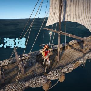 【黒い砂漠365】チョウザメの知識を求めて銛釣り in ユル海域