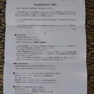 毎日コムネット - 株主優待 (2020年8月)