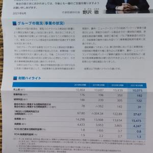 日本製紙 - 第97期 期末配当金