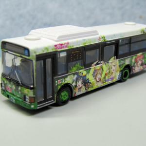 バスコレ】伊豆箱根バス ラブライブ!サンシャイン!!ラッピングバス4号車