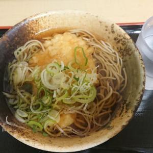 【駅グルメ】京急品川駅「えきめんや」のとり天そば