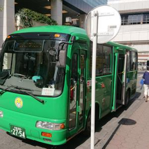 【路線バス】けんちゃんバスの「大宮西口循環線(与野本町先回り)」に乗ってみた