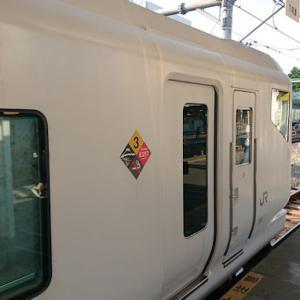 【JR東日本】E257系が貸切団体運転…スワローあかぎはそのまま?