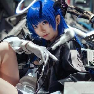 Kitaro_綺太郎🍬さんはTwitterを使っています: 「#明日方舟 #莫斯提马 #cosplay...