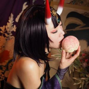 はまさきおじさんꪔ̤̥さんはTwitterを使っています 「cosplay 酒呑童子 photo...