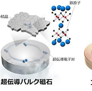 超簡単に超強力な磁石の製法が開発される