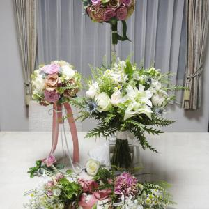 ブッケドマリエ・幸せの花束達