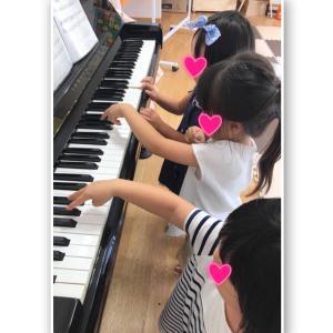 リトミック教室・プレピアノコース
