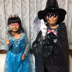 ハロウィン週間のレッスンは可愛い仮装で