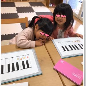 プレピアノコース・大きな成長