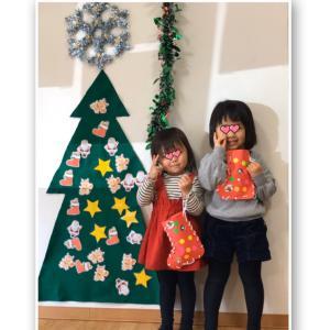 リトミック教室のクリスマス