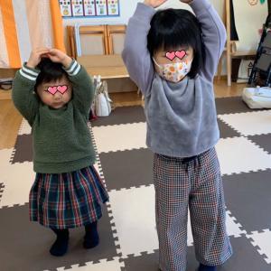 リトミック教室も元気に新年のレッスンスタートです