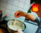 昨日の晩御飯、初めて、天ぷらに挑戦。