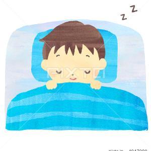 お子さんの睡眠時間