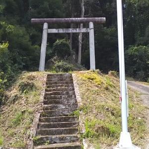 八瓶神社「栃木県芳賀郡茂木町福手」