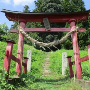 高尾神社「栃木県芳賀郡茂木町林」