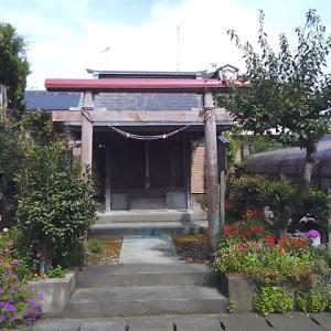 古聖神社(こひじりじんじゃ)「栃木県真岡市東郷字小聖」