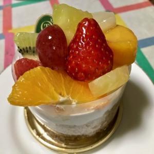 スタイリッシュなケーキ。(2101再訪)──「新宿高野 国分寺丸井店」