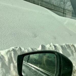 決死の雪道ドライブ。──「禄剛崎灯台」(冬の北陸ドライブ旅行 その6)