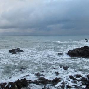 聖域の岬。──「よしが浦温泉 ランプの宿・後編」(冬の北陸ドライブ旅行 その8)