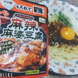 伊地知潔さん考案、四川風ジャージャー麺を作りました。