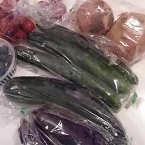 まちなか農家さんのお野菜