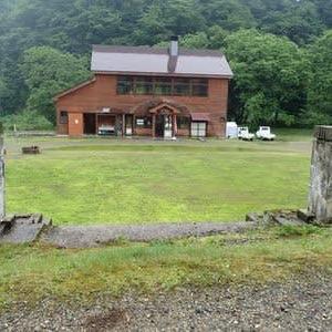 吉が平 小学校跡の山荘