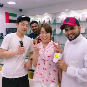 【ドバイ】ゴールドスークでアラビア語のネームネックレスを作る方法 場所 行き方【2019年最新】
