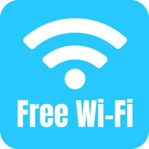 海外でのFree Wifiは危険?