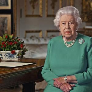 【COVID-19】エリザベス女王の演説