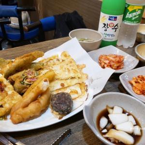 孔徳(コンドク)のチヂミ横丁は選べて楽しい!美味しい!