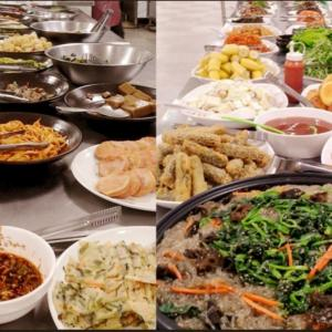 次に行きたいお店@弘大の家庭的韓食ビュッフェ
