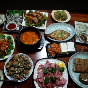 コネスト未掲載の韓食グルメ!お得で美味しいセットメニューのお店♥️