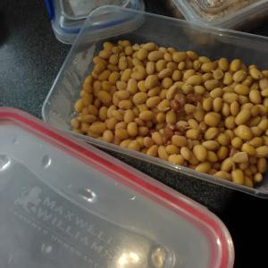 久し振りに納豆作り