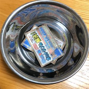 材料費0円!好きなシールでマグネット作り