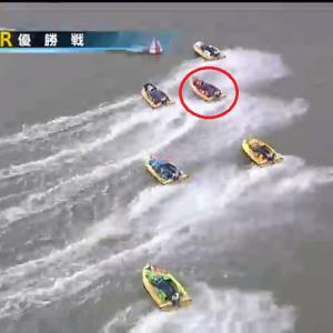 ボートレース甲子園は峰竜太選手の優勝!