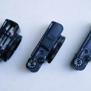 【予告編】ついにRX100m2が3台に増殖! (か?)