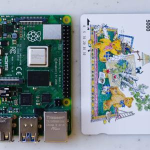 電子工作少年再び(?)、Raspberry Piにハマっております