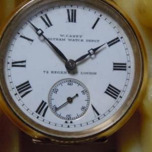 WALTHAM WATCH(懐中時計)