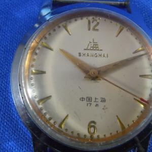 上海手表 A581(中国最初期)