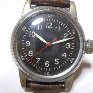 ウォルサム アメリカ海軍軍用時計A-11
