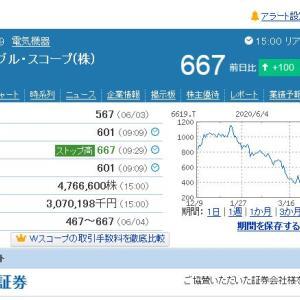 ダブル・スコープ株価2日連続ストップ高、韓国向けセパレーター販売好調