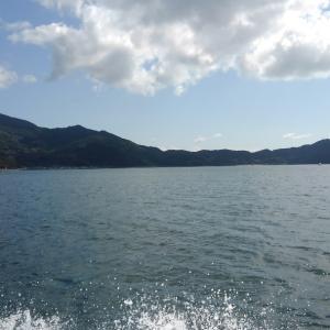 周防大島近辺で船釣り18★二匹目のハマチ来たーーー!