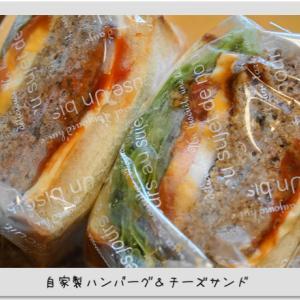 すでに完売★本日のサンドイッチ★肉巻きおにぎり★今朝の海