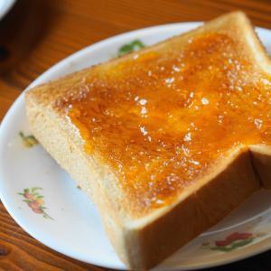 朝食★今朝の海