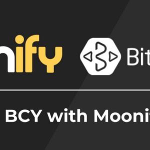【ビットコインでお小遣い稼ぎ】MoonifyでBCY(ビットクリスタルズ)簡単マイニング